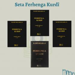 Ferhenga Kurdî 4 Cild