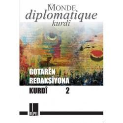 Gotarên Redaksîyona Kurdî II