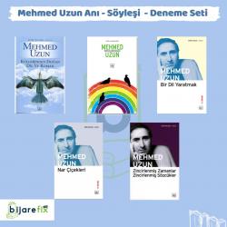 Mehmed Uzun Anı - Düşünce - Söyleşi- Seti