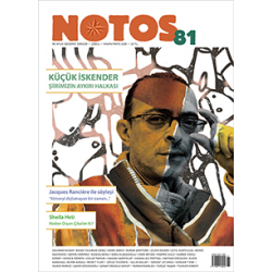 Notos Öykü Dergisi Sayı: 81 Nisan - Mayıs 2020
