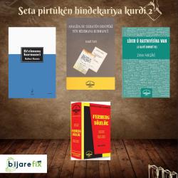 Seta pirtûkên hîndekarîya kurdî 2